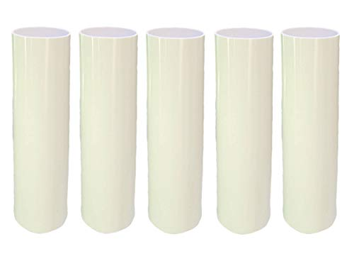 PTFE barre blanc /Ø 30 mm longueur 100 mm Joncs pleins PTFE Teflon