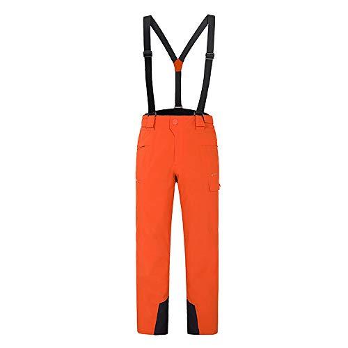 CXJC Pantalon De Ski Pantalon avec Bretelles Femme...