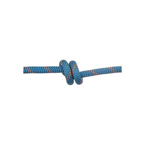 Edelweiss Kletterseil 9.8 Rocklight II, Farbe:blau, Größe:50m