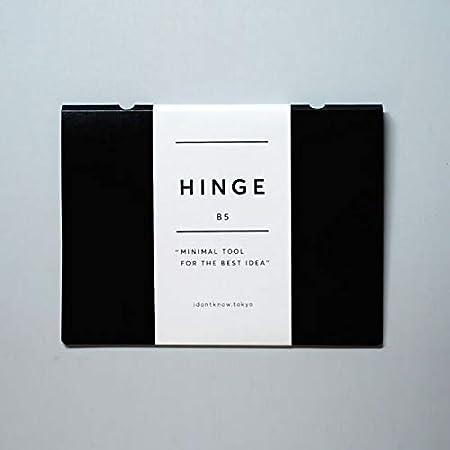 HINGE B5 (Black)