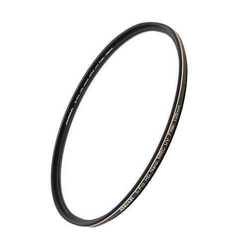 JONGSUN S-Pro HD Nano MRC UV Filter 105mm, 16-Lagig Mehrlagenbeschichtung, Schott B270, Kameras Ultraviolett Schutzfilter Filter