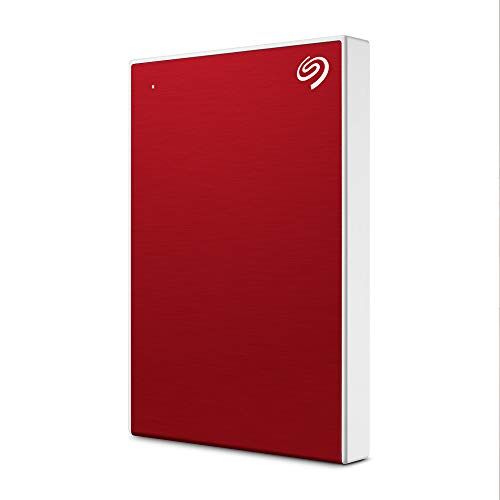 Seagate 2Tb One Touch HDD 2.5E Red