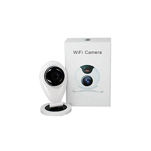 Sicherheitskamera IP WLAN, IP Cam Baby Babyphone, Überwachungskamera Innen Außen Mit, WiFi Kamera Innen InStar Infrarot WiFi Netz berwachungskamera Nachtsicht Zweiweg HZ96Z