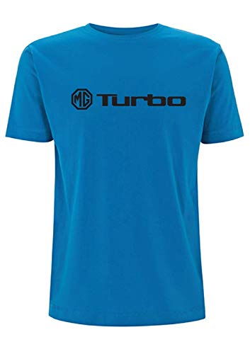 Time 4 Tee MG Turbo Camiseta Metro Maestro 1980 Hothatch Fastcar Classic...