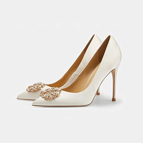 Zapatos Tacón Mujer Tacones Altos, Zapatos De Boda Para Novia, Mujeres Zapatos...