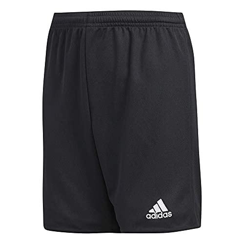 adidas Parma 16 SHO Y Pantalones Cortos de Deporte, Niños, Black/White, 1314