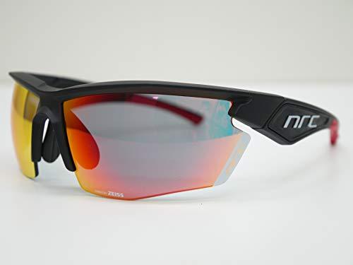 NRC nero occhiale x5 ventoux rosso Unisex adulto, taglia unica