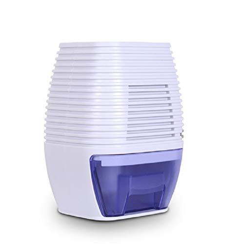 OFAY Mini Deshumidificador Eléctrico, Compacto Y Portátil para Alta Humedad En El Hogar, Cocina, Dormitorio, Baño, Sótano, Caravana, Oficina, RV