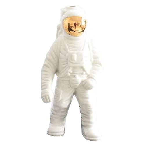 Astronaut Action Figure Statue Figurine Sculpture Spaceman Statue Kids Boys...