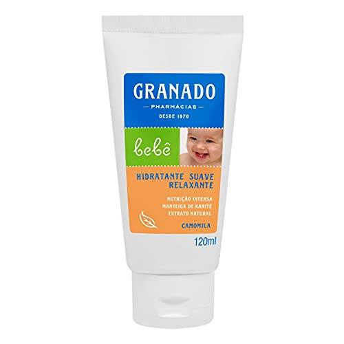 Hidratante Bebe, Granado, Camomila, 120 ml