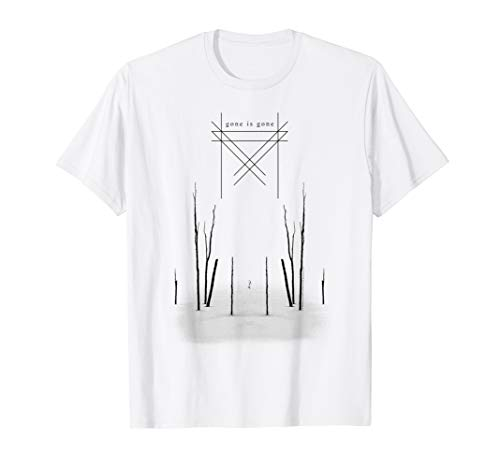 Gone is Gone Whiteout T-Shirt