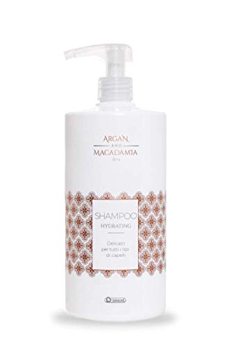 biacrè Argan and Macadamia Oil Hydrating Shampoo, 1000 ml