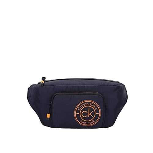 Luxury Fashion | Calvin Klein Heren K50K505526CEF Donkerblauw Polyester Heuptas | Lente-zomer 20