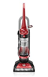 Hoover WindTunnel Max Capacity Upright Vacuum, Red