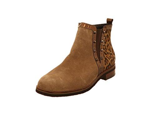 Mephisto - Boots Nubuck Paulita - Marron - 36-3.5