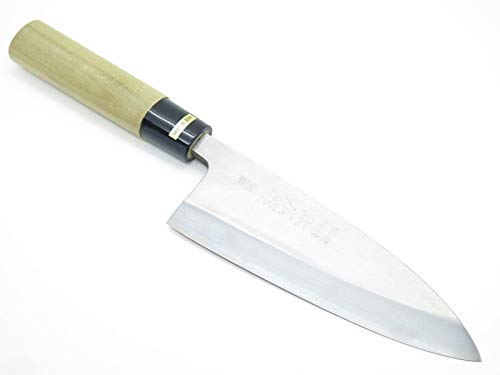 Masahiro Japanese Seki Japan 165mm Deba Sushi Chef Fish Kitchen Cutlery Knife Sashimi