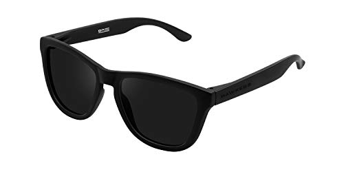 Hawkers Opc01 Gafas de sol Unisex Adultos, color Negro, 5 mm