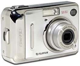 Fujifilm Finepix A500 5MP Digital Camera with 3x Optical Zoom