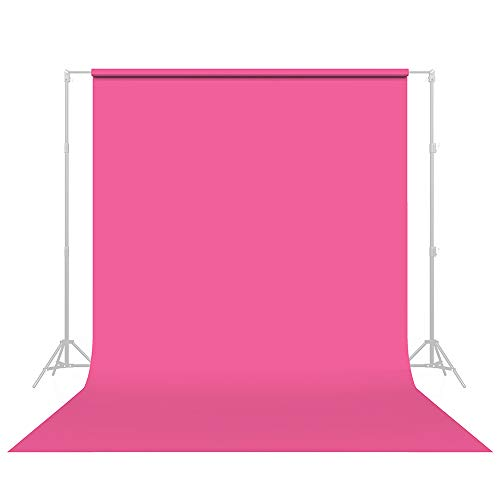 Savage Seamless Paper Photography Backdrop - #37 Tulip (107 in x 36 ft) for YouTube...