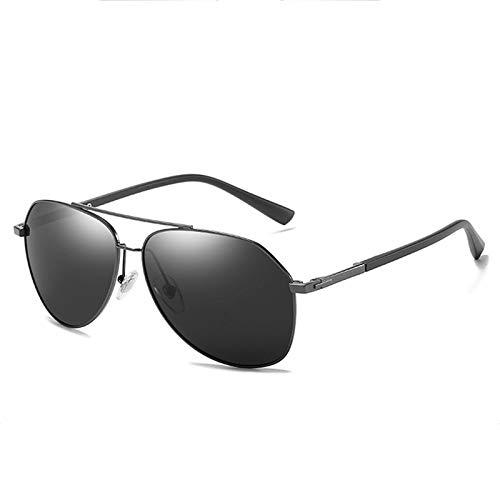 WWDKF Gafas De Sol, Fotocromáticas, De Día Y De Noche, Pueden Conducir con Seguridad Gafas De Sol Polarizadas para Hombres, Bloquean Eficazmente El Deslumbramiento, Visión Clara, Anti-Ultravio
