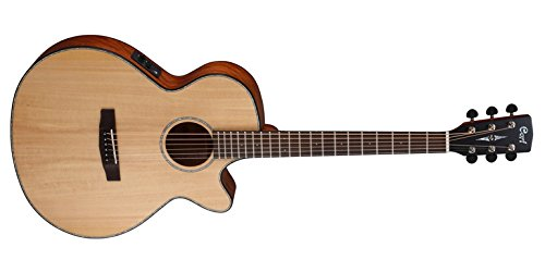 Cort SFX-E NS Acoustic/Electric Guitar