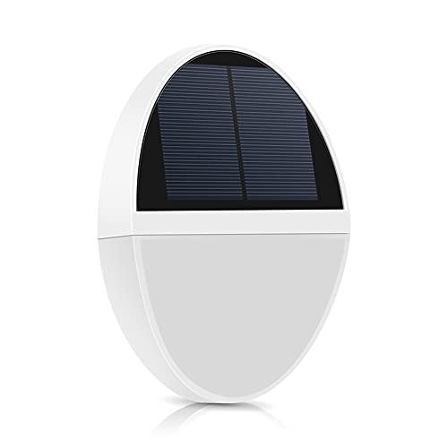 Luz Solar Exterior, 159 LED Luces Solares con Sensor de Movimiento, 180° lluminación IP65 Impermeable Foco Solar, Luz de Pared Solar Seguridad Solar para Puerta, Patio, Garaje, Valla, Camino