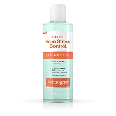 Neutrogena Oil-Free Acne Stress