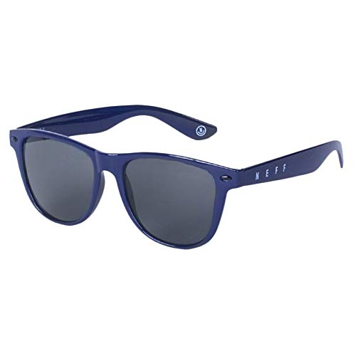 NEFF Sonnenbrille Daily Sun - Gafas de sol unisex Bleu Marine/Brillant Talla única