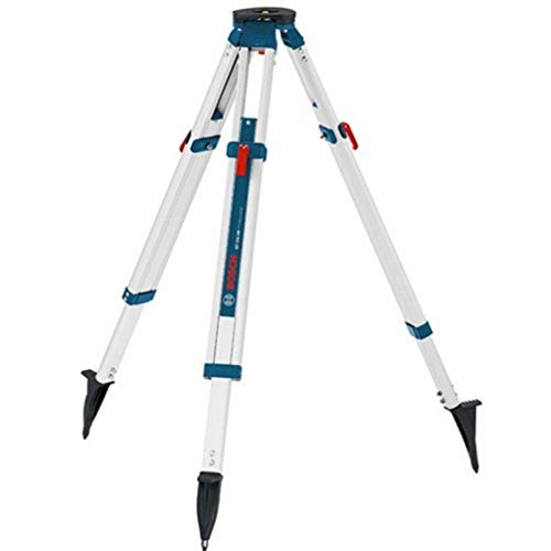 Bosch Professional Baustativ für Laser und Nivelliergeräte BT 170 HD (Höhe: 107–165 cm, Gewinde: 5/8 Zoll)