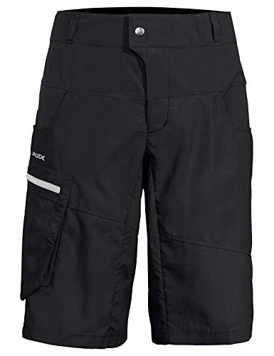 Vaude Herren Hose Men's Qimsa Shorts, Black, L, 41932