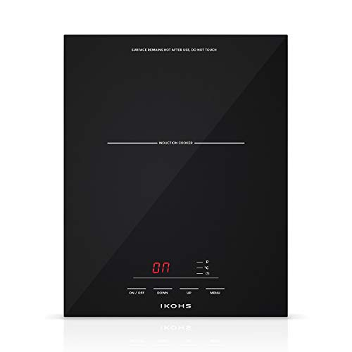 CREATE XST-PIRAX - Placa Inducción Portable (Negro)