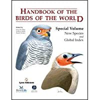 New Species and Global Index (Handbook of the Birds of the World)
