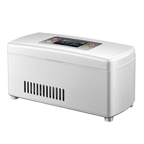 YITIAN Insulin Kühlbox, Elektrokühler Tragbarer Reisebox Thermostat 2-8Grad Mit Insulin, Interferon, Wachstumshormon, Impfstoff, Augentropfen Für Sommer Reise Arbeit