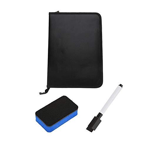 BYARSS Magentic Foottball Trainer Strategy Board Faltbare Ausrüstung Set mit Stift & Mutter