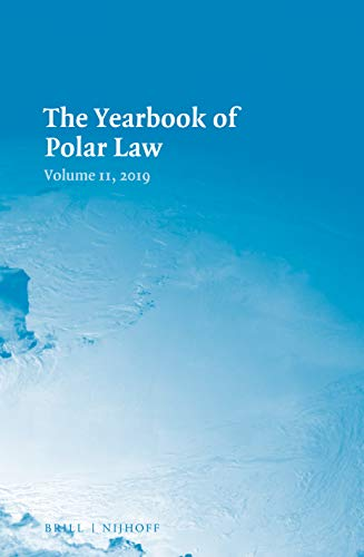 The Yearbook of Polar Law Volume 11, 2019