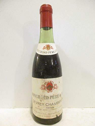 37,5 cl gevrey-chambertin bouchard père et fils (b6) rouge 1959 - bourgogne
