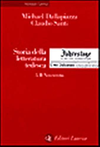 Storia della letteratura tedesca. Il Novecento (Vol. 3)
