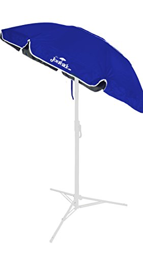 JoeShade, Portable Sun Shade Umbrella, Sunshade Umbrella, Sports Umbrella, Blue
