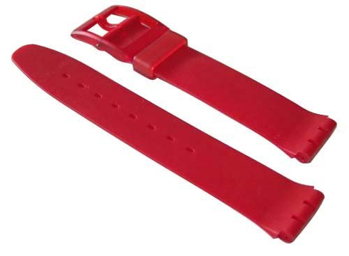 Swatch Armband 17mm LE Rouge ASCR101