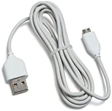 USB to Micro USB Cable, White