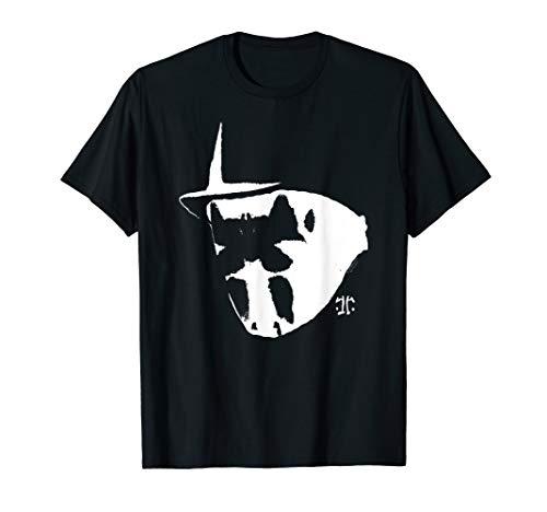 Watchmen Rorschach Mask and Symbol T Shirt