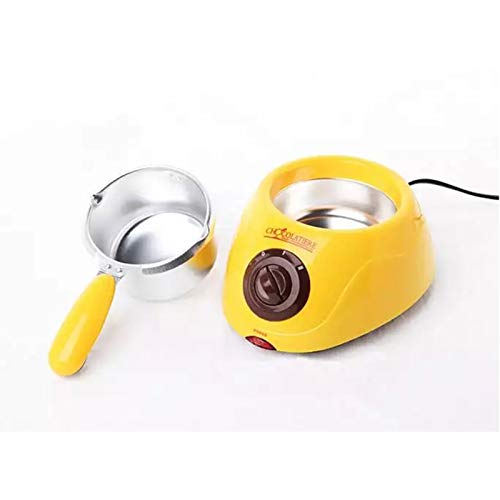 AHRIWINK Electric Chocolate Melter Mini Fondue with Over Free Accessories...
