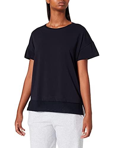 ESPRIT Sports COO t-Shirt Layering Camisa de Yoga, 400, S para Mujer