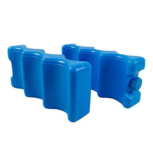 ZKDY Caja De Hielo De Hielo Azul 600G Caja De Hielo De...