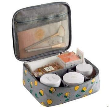 AAJTCT Make-up Case Dames Mannen Vrouwen Make-up Organizer Tas Cosmetische Tas Toiletruimte Draagbare Outdoor Reizen Kits Zakelijke Opbergtas voor Ladys