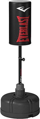 Everlast New Omniflex Freestanding Heavy Bag, Black Red, 67