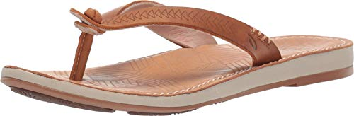 OLUKAI Hawaiiloa Kia Hope Fox/Golden Sand 7 B (M)