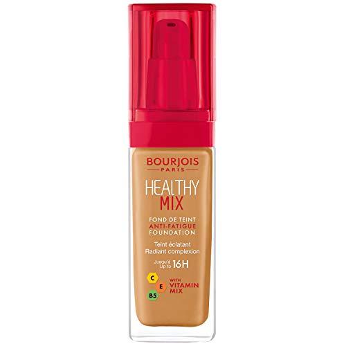 Bourjois Healthy Mix Foundation 57.5 Golden Toffee - 30 Ml