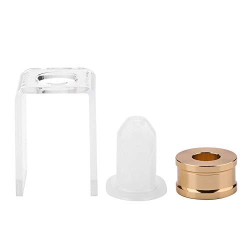 Lippenstiftform - VIFER DIY Lippenstiftform Hausgemachte Silikon Lippenbalsamform Bastelwerkzeug...