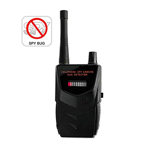 Amazing Deal Anti-spy Wireless RF Signal Detector, Bug GPS Camera Signal Detector Radar Radio Scanne...